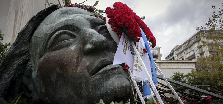 Δήλωση Ηλία Λυγερού με αφορμή την 45η Επέτειο της εξέγερσης του Πολυτεχνείου