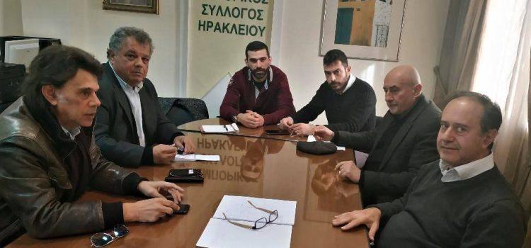 Συνάντηση και συζήτηση των «Ενεργών Πολιτών» με τον Εμπορικό Σύλλογο για θέματα της πόλης