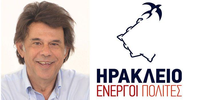 Ο Γιώργος Μανδαλάκης στο «Live με την Αντιγόνη»