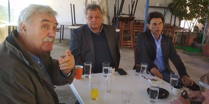 Επίσκεψη των Ενεργών Πολιτών στις Βούτες