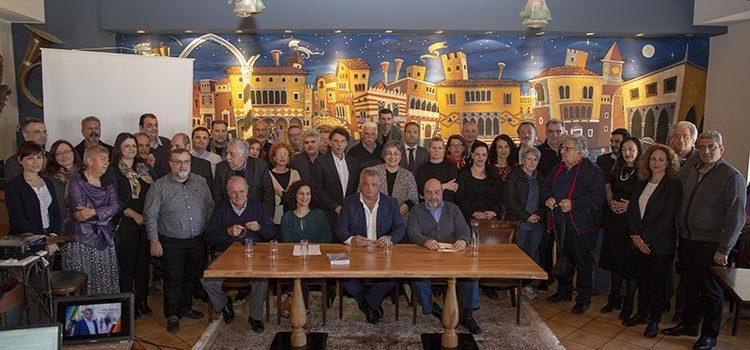 Κατατίθεται σήμερα το ψηφοδέλτιο των Ενεργών Πολιτών για το δήμο Ηρακλείου