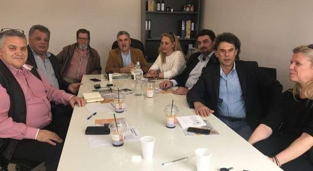 Με τη διοίκηση της ΠΛΟΗΓΟΣ ΑΕ συναντήθηκαν οι «Ενεργοί Πολίτες»