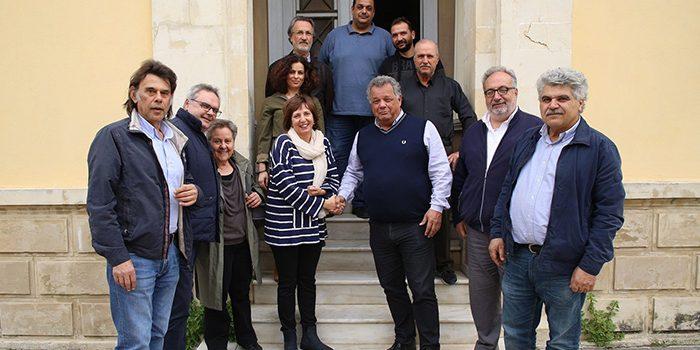 Συνάντηση των Ενεργών Πολιτών με το ΤΕΕ-ΤΑΚ