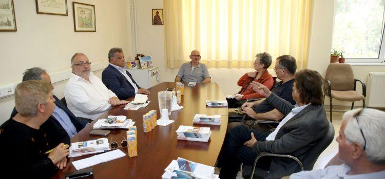 Επίσκεψη Ενεργών Πολιτών στο Βενιζέλειο