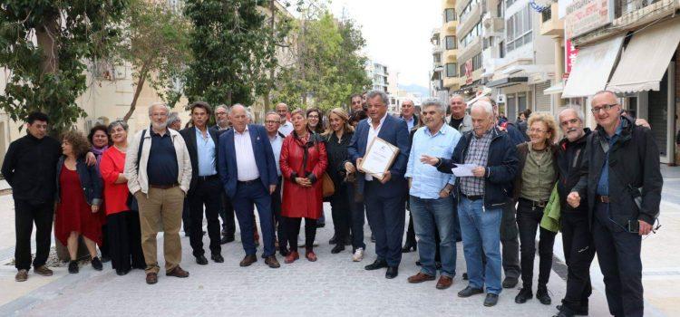 Ψηφοδέλτιο νίκης κατέθεσαν στο Πρωτοδικείο οι Ενεργοί Πολίτες