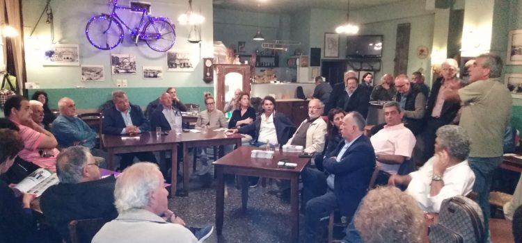 Επίσκεψη Ενεργων Πολιτών στο Σκαλάνι